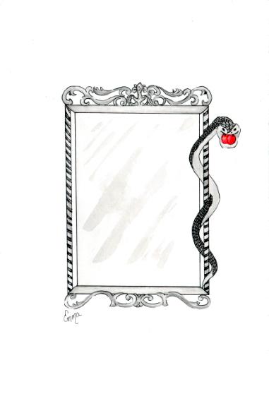 1. Portada del poemario - Ilustradora: Emma Rego Eiroa